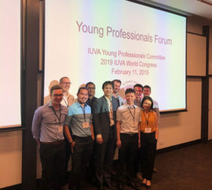 IUVA 2019 World Congress Young Professionals