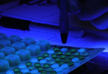 water-sample-uv-light